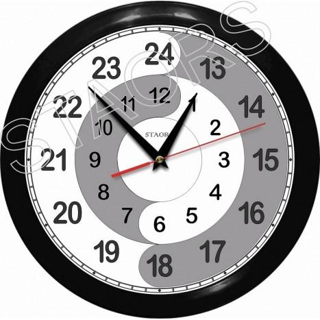 Часы 2021-12-HD-A-1 - 12 часовые часы обычного хода