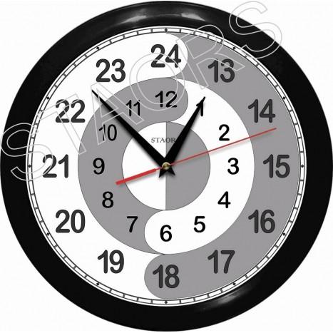 Часы 2021-12-HD-A-2 - 12 часовые часы обычного хода
