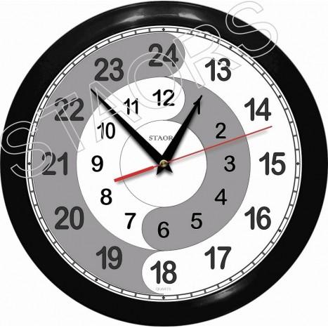 Часы 2021-12-HD-B-1 - 12 часовые часы обычного хода