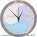 Часы № Zn-12-XA - 12 часовые обратного хода, цвет серый в 5 различных вариантах - на выбор.