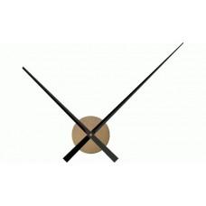 Часовой набор 24.B-3Д-Zn - реверс состоит из 3 деталей - для сборки настенных часов Ø до 1,5 м