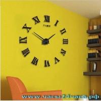 Часы 12B-016 (ЧЕРНЫЙ)