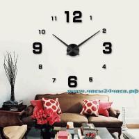 Часы 12B-073 (ЧЕРНЫЙ)