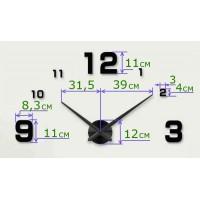 Часовые символы 12S-073