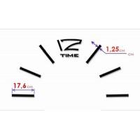 Часовые символы 12B-203