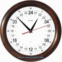 02-01-2 - часы 24 часовые