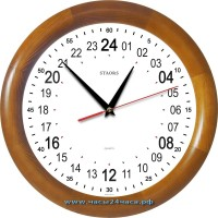 № 02-02-4 - часы 24 часовые