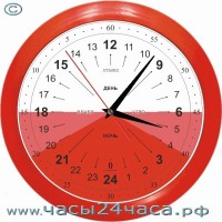 Zn-17P-1 - 24 часовые - реверс