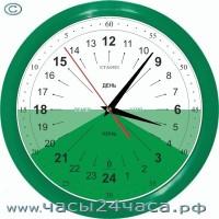 Zn-17P-4  - 24 часовые - реверс