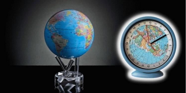 sp.2.1 - Часы Географические настольные