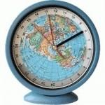 Географические часы SP-17-мини - 24 часового цикла