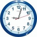 Часы 12 часовые - обратного хода