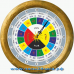 Славянские 14-005 - часы 16 часовые, корпус Золото