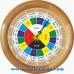 Славянские 14-03 - часы 16 часовые - адаптация в цвет корпуса Макоре