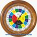 Славянские 14-2 - часы 16 часовые - адаптация в цвет корпуса Ольха