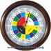 Славянские 16-002 - часы 16 часовые - расположение 16 часов вверху