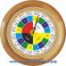 Славянские 16-3 - часы 16 часовые - вверху круга расположены 16 часов