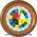 Славянские 16-11 - часы 16 часовые - вверху круга расположены 16 часов