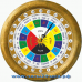 Славянские 24-03 - часы 16 часовые - адаптированы для 24 часов