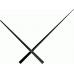Стрелки для механизмов HERMLE и UTS - Часовая 330 / Минутная 450 мм.
