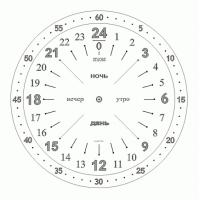 Циферблат 24 - №01