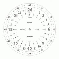 Циферблат 24 - №02