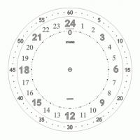 Циферблат 24 - №03