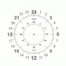 Циферблат 24 часовой №05