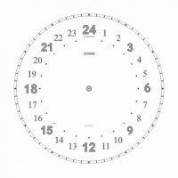 Циферблат 24 - №13